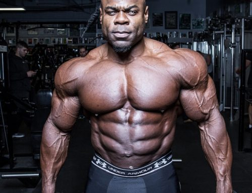 KAI GREENE TRAINING CAMP
