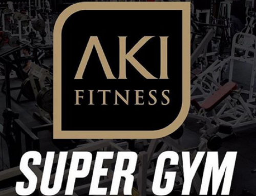 AKI SUPER GYM