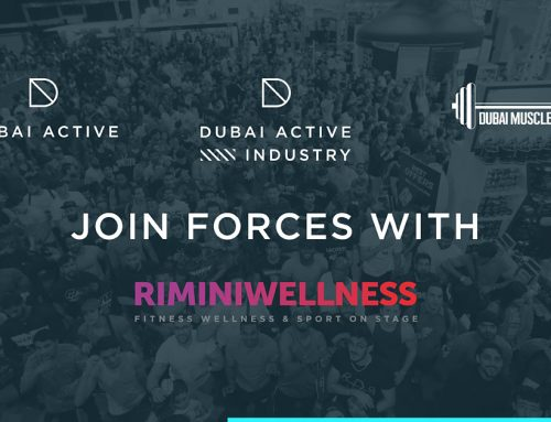WE'VE JOINED FORCES WITH RIMINI WELLNESS