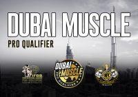 Dubai Muscle Pro Qualifier, IFBB Logo, NPC Logo
