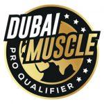 Dubai Muscle Pro Qualifier Logo