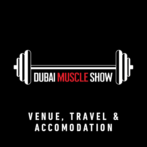 Event information for Dubai Muscle Show