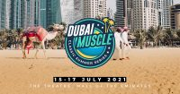 Dubai Muscle Classic Summer Series is back